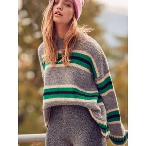 Urban Outfitters Boyfriend Stripped Sweater